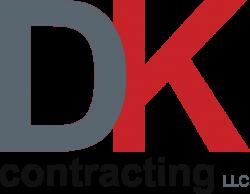 DK Contracting LLC Logo